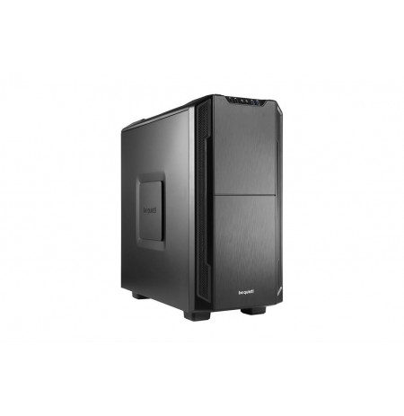 PC korpusas be quiet! Silent Base 600, juodas, ATX, micro-ATX, mini-ITX case