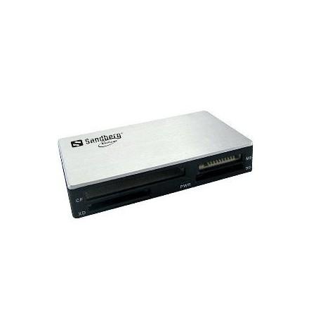 Atminties kortelių skaitytuvas Sandberg USB 3.0 Multi