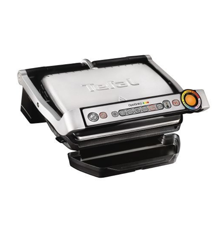 TEFAL Contact electric grill GC712D34 Silver/ black, 2000 W