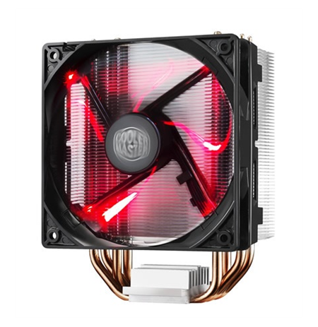 Cooler Master Hyper 212 RED LED Cooler, Universal
