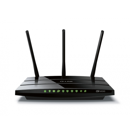 TP-Link Archer C1200 Dual band Wireless 802.11ac Gigabit router 4xLAN, 1x USB