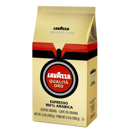 Lavazza Qualita Oro 2056 Italy, Coffee Beans, 1000 g