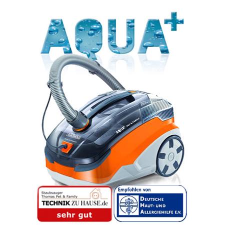 /T Vacuum cleaner AQUA PET&amp