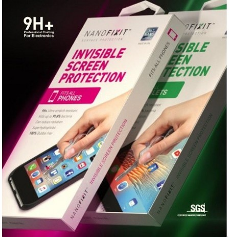 Nanofixit ekrano apsauga telefonui