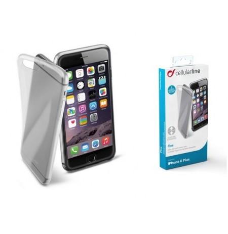 Apple iPhone 6/6S  Plus dėklas FINE Cellular permatomas