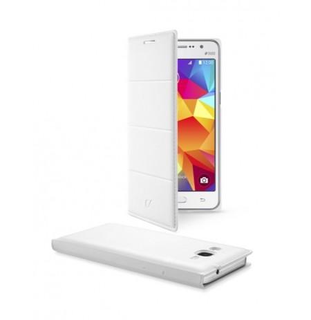 Sams Galaxy Grand Prime dėklas FlipBook Cellular baltas