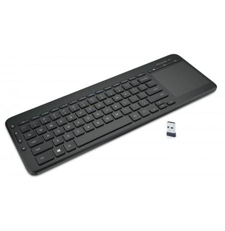 Microsoft USB klaviatūra All-in-One juoda