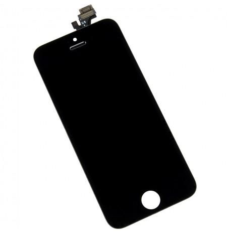 Ekranas iPhone 5 (Juodas)