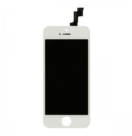 Ekranas iPhone 5S (Baltas)