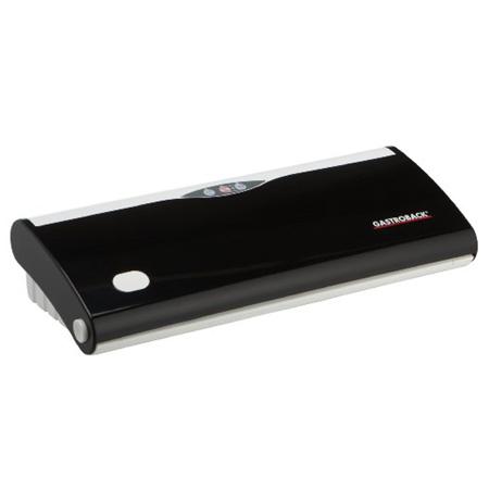 Vakuumatorius Gastroback Design Pro Automatinis, Juoda, 120 W, 1 ritinėlis