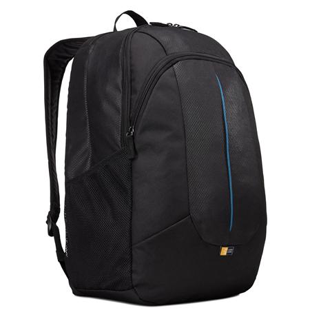 """Case Logic PREV217BLK/MID 17.3 """", Black, Backpack"""