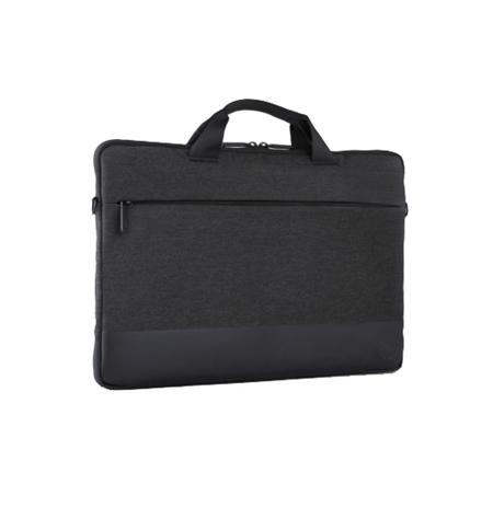 "Dell Professional 460-BCFJ 15 "", Dark gray, Shoulder strap, Fabric, Sleeve"