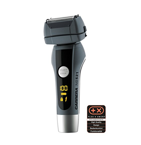 Carrera Men Shaver   521  Wet &amp