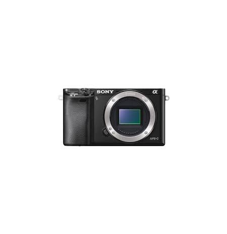 "Sony A6000 Body 3 "", Black, LCD, Exmor APS HD CMOS, ISO sensitivity (max) 25600, 24.3 MP, Wi-Fi,"