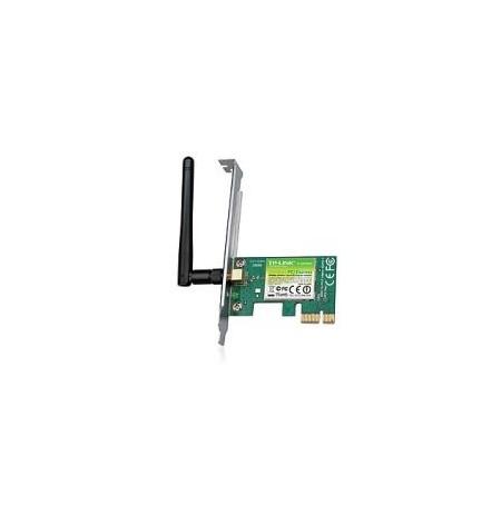 TP-Link TL-WN781ND tinklo plokštė PCIe Wireless N150
