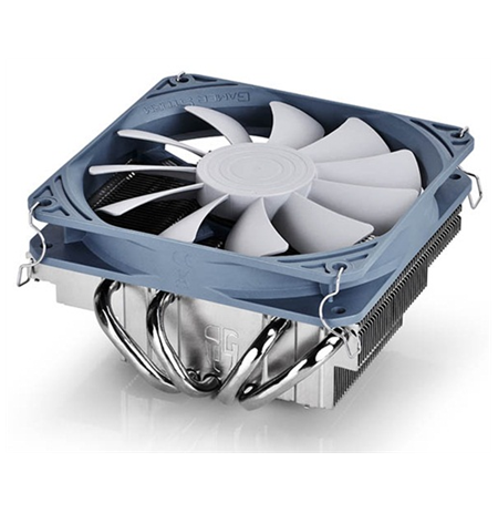 "Deepcool  ""Gabriel"" universal low profile cooler, 120 mm fan, 4 heat pipes  - Intel: LGA 115X AMD: FM2+/ AM3 deepcool"