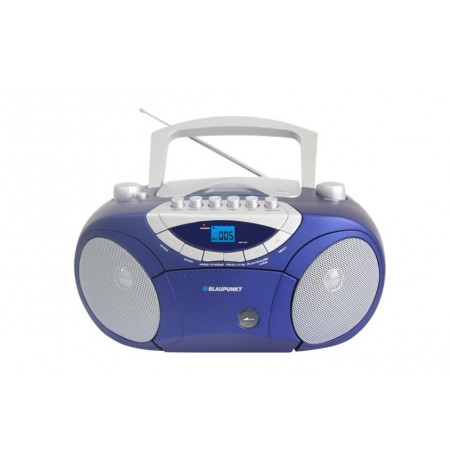 Magnetola Blaupunkt BB15BL, AM-FM, cassette, CD/MP3/USB/AUX