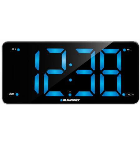 """Clock Radio Blaupunkt CR15WH , FM PLL, USB chargin, LED display 3"""""""