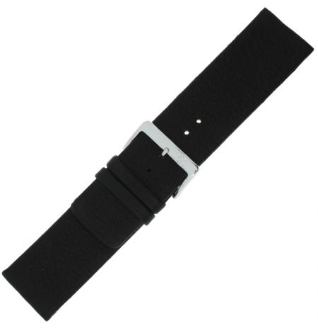 Laikrodžio dirželis Piero Magli  NEGRO 06711101.26.W