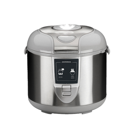 Gastroback Mechanical Rice Cooker 42518 Silver, 700 W