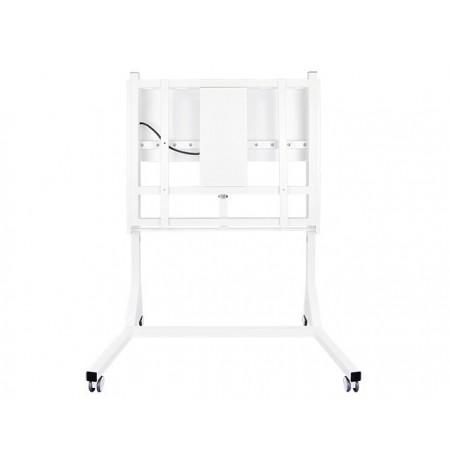 M Motorized Floorstand 160 kg White SD