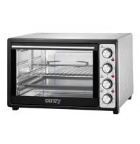 Camry Electric Oven CR 111 43 L, Silver/Black, 2000 W