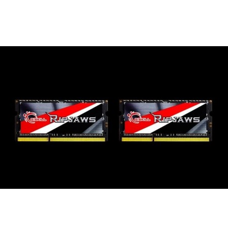 G.Skill Ripjaws DDR3L 16GB (2x8GB) 1600MHz CL9 SO-DIMM 1.35V