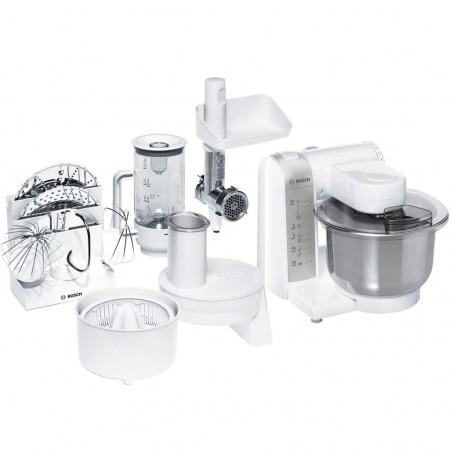 Kitchen robot Bosch MUM4856EU | 600W | white