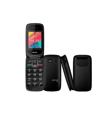 Mobilus telefonas eStar S20 (juodas)