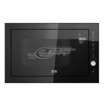 Cooker microwave Beko MCB25433BG (1350W, 25l, black color)