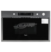 Cooker microwave Whirlpool AMW 440 IX (750W, 22l, inox color)