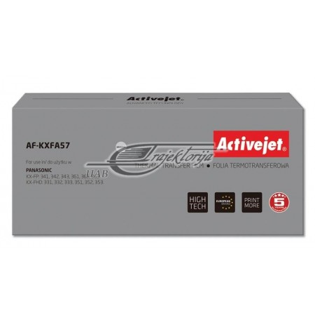 ActiveJet TTR for Panasonic  KX-FA57 new AF-KXFA57
