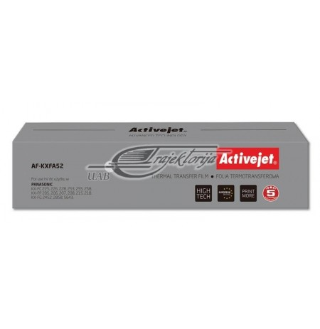 ActiveJet TTR for Panasonic  KX-FA52 new AF-KXFA52