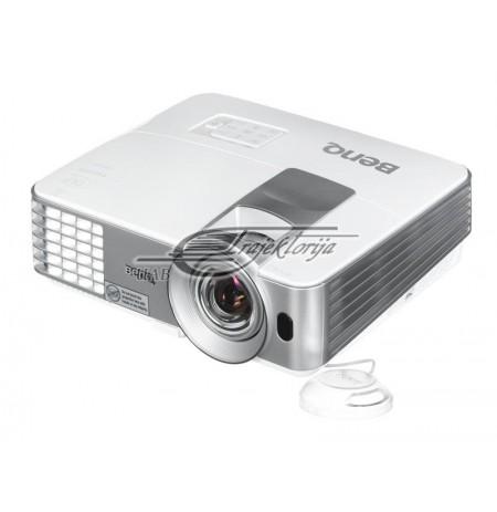 Benq MS630ST DLP 800x600 3200ANSI lumen 13000: 1 trumpojo nuotolio projektorius