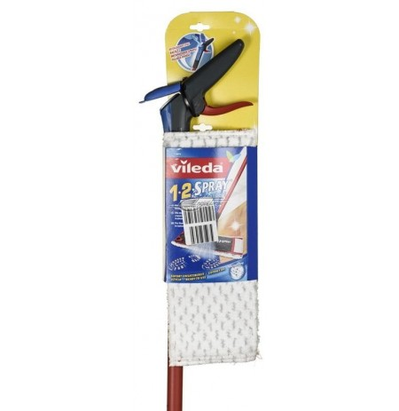 Mop flat sprayer with VILEDA Ultramax 1-2 Spray
