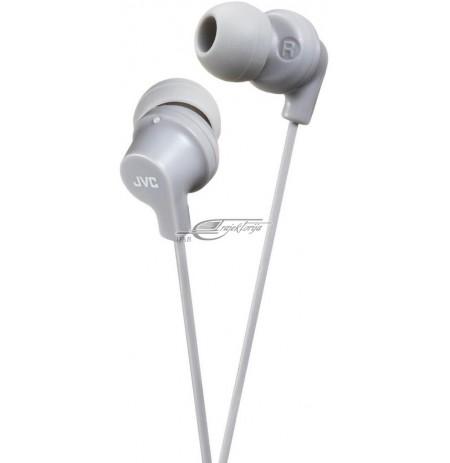 JVC HA-FX10-H-E ausinės pilkos spalvos