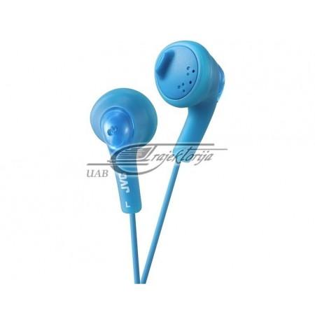 JVC HA-F160-A-E ausinės mėlynos spalvos