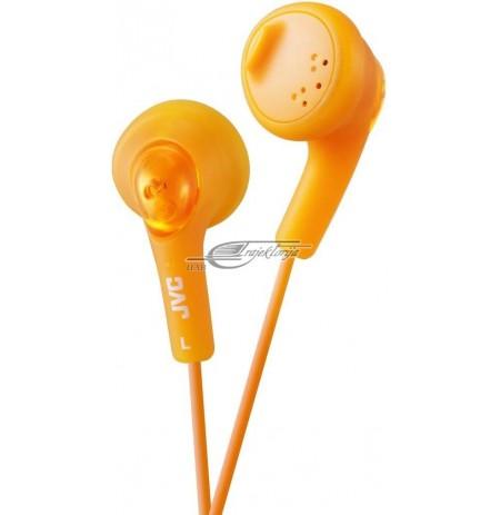 JVC HA-F160-D-E ausinės oranžinės spalvos
