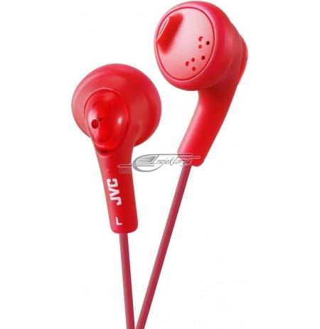 JVC HA-F160-R-E ausinės raudonos spalvos