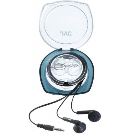 JVC HA-F10C-EN juodos ausinės