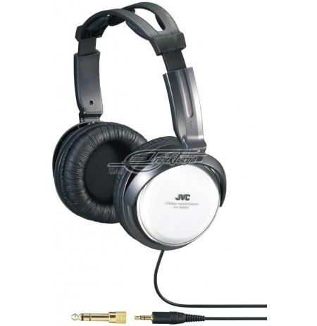 JVC HA-RX500-E ausinės juodos ir baltos