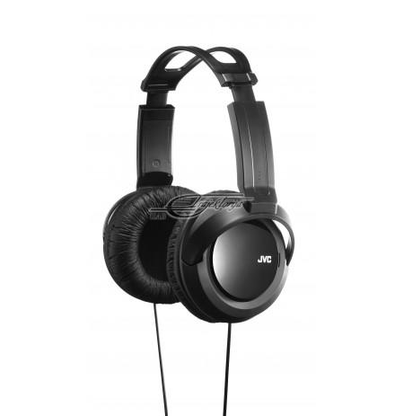 JVC HA-RX330-E ausinės juodos