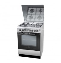INDESIT Cooker I6GMH6AG(X)/U Hob type Gas