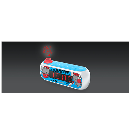 Muse M-167KDB Image, Alarm function, AUX in, Projection Clock Radio PLL