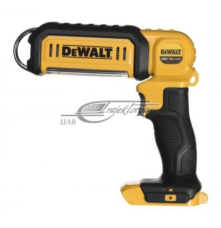 Žibintuvėlis Dewalt DCL050 500lm
