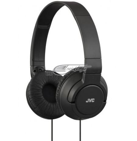 Ausinės JVC HA-S180-B-E juodos