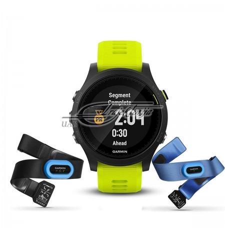 Zegarek sportowy Garmin Forerunner 935 Triathlon Bundle