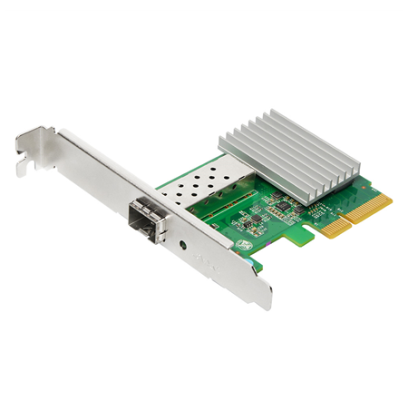 Edimax EN-9320SFP+  10 Gigabit Ethernet SFP+ PCI Express Server Adapter