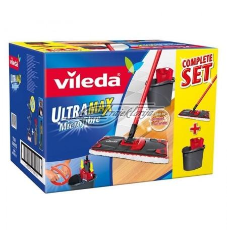 Mop Flat VILEDA UltraMax Box