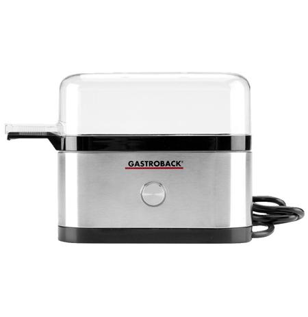 Gastroback Design Egg Cooker Mini   Stainless steel